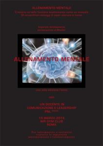 imm. master allenamento mentale, nir gym club, roma, 15.03.15