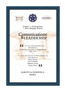 HYPRO Corsi Comunicazione & Leadership