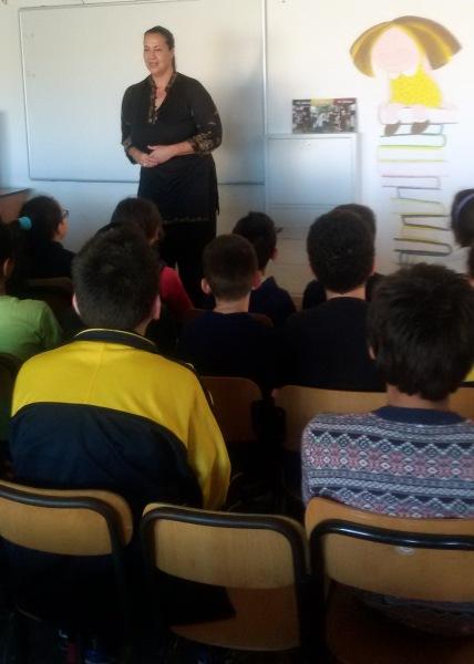 conferenze elisabetta, educere, scuola elementare borgo bainsizza, maggio 2015, latina