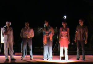 conferenze pnl & kung fu, agosto 2011, parco pietro rosa, ostia, 3