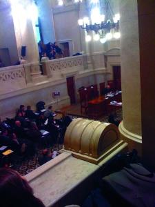 presentazione criminologia, indagine e ristrutturazione, gennaio 2012, corte cassazione, roma, 8