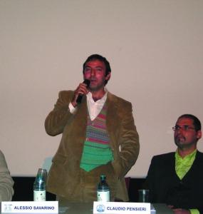 tavola rotonda sport e disabilità, novembre 2011, porte di roma, roma, 1