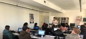 Lezione seminario presso l'Istituto Armando Curcio dell'autrice Elisabetta Zanello 1
