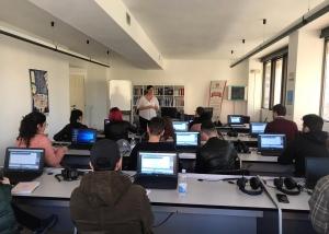 Lezione seminario presso l'Istituto Armando Curcio dell'autrice Elisabetta Zanello 3
